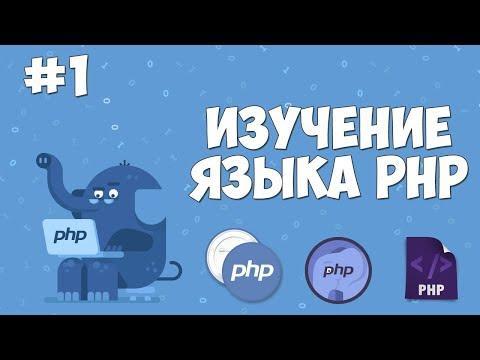 Изучение PHP для начинающих | Урок #1 – Основы PHP