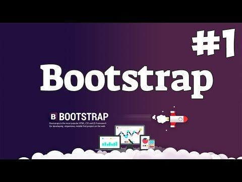 Уроки Bootstrap верстки / #1 – Основы и установка