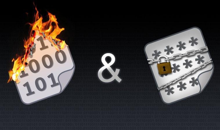 Pastebin добавил парольную защиту и «сжечь после прочтения»