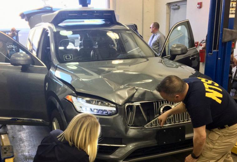 Uber впустую потратил $2,5 млрд на беспилотные автомобили