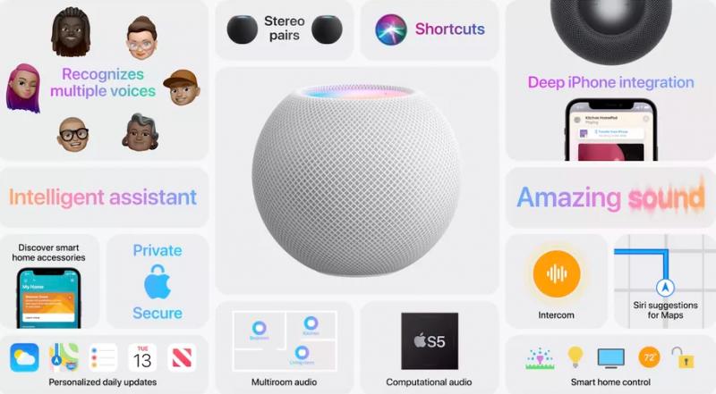apple predstavila novuju homepod mini za 99 db3e097 - Apple представила новую HomePod mini за $99