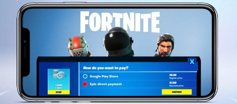 Fortnite не вернется в App Store до мая 2021 года