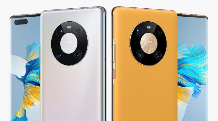 Huawei представила линейку смартфонов Mate 40, беспроводную зарядку, умную колонку и другие новинки