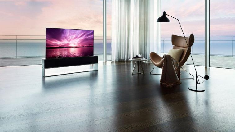 LG выпустила в продажу гибкий 4K OLED-телевизор за $87 тысяч