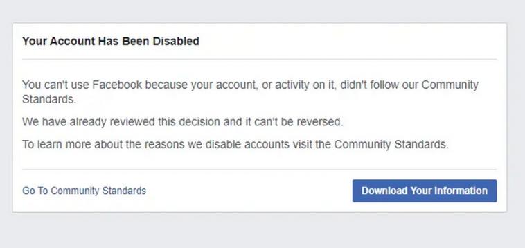 Некоторым пользователям Oculus Quest 2 при попытке войти через Facebook заблокировали аккаунт в соцсети