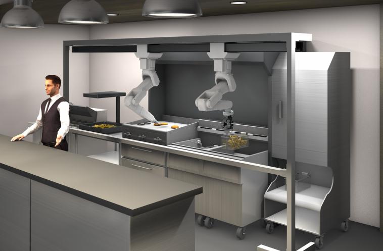Робот-повар Flippy за $30 тыс. выпущен в продажу
