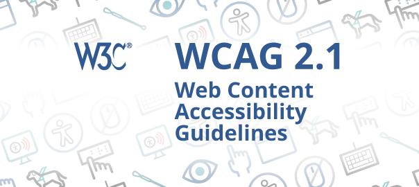 Руководство по обеспечению доступности веб-контента (WCAG) 2.1 переведено на русский язык