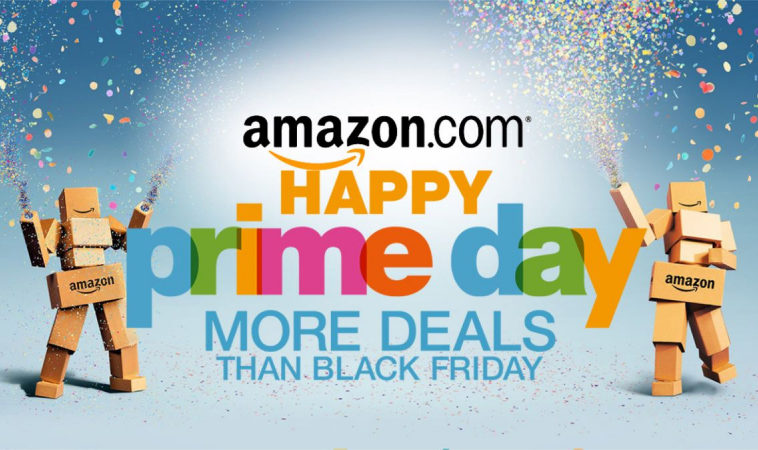 Сторонние продавцы на Amazon заработали $3,5 млрд во время Prime Day