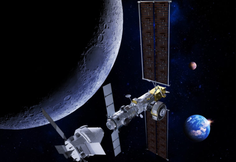 Thales Alenia Space на пути к Луне. Пресс-релиз