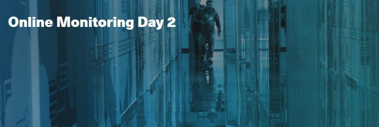 Уже в четверг пройдёт Online Monitoring Day