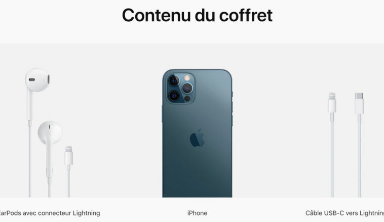 Во Франции в комплекте iPhone 12 наушники останутся из-за требований по защите детей от электромагнитного излучения