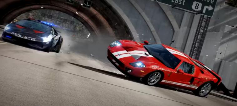 Выход ремастера Need for Speed: Hot Pursuit анонсировали 6 ноября