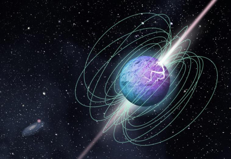 Астрономы зафиксировали быстрые радиовсплески в пределах Млечного Пути и нашли их источник