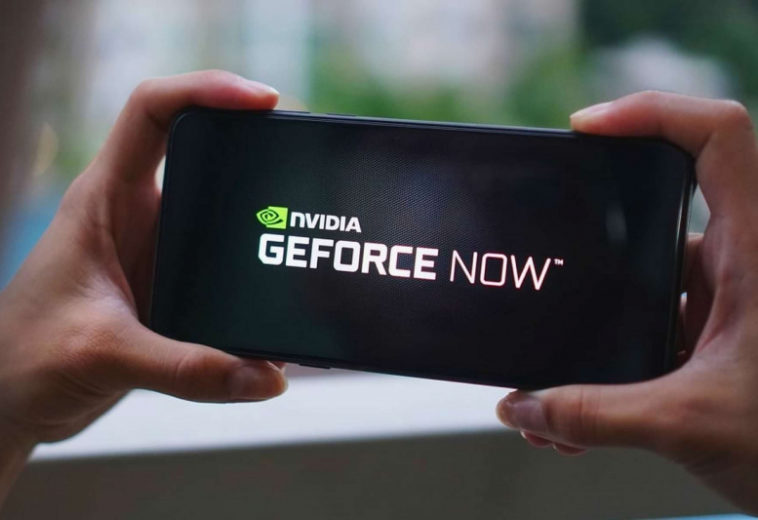 GeForce Now официально заработал на iOS