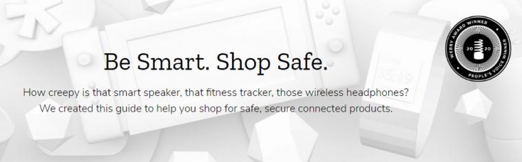 Mozilla составила рейтинг «жутких» для конфиденциальности устройств
