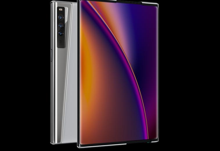 Oppo представила смартфон X 2021 с растягивающимся экраном