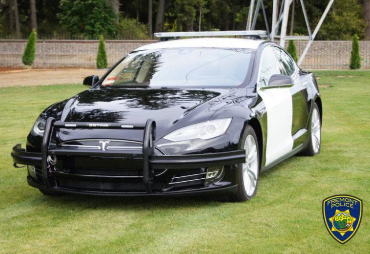 Полиция Фримонта рассказала, сколько экономит Tesla Model S в качестве патрульной машины