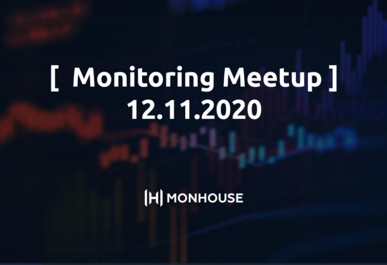 Сегодня, 12 ноября в 18 часов(MSK) состоится Online Monitoring Meetup