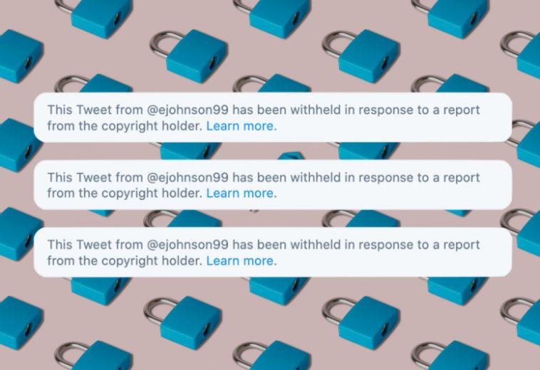 Система прокторинга Proctorio сняла негативные твиты-отзывы по закону DMCA