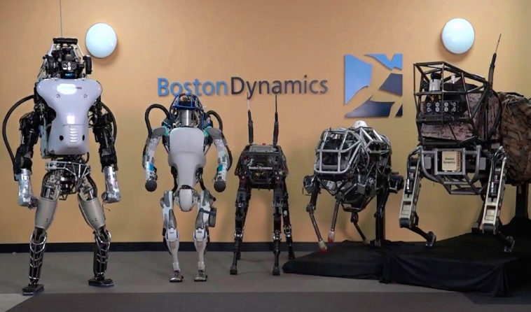 SoftBank рассматривает продажу Boston Dynamics южнокорейской Hyundai за $1 миллиард