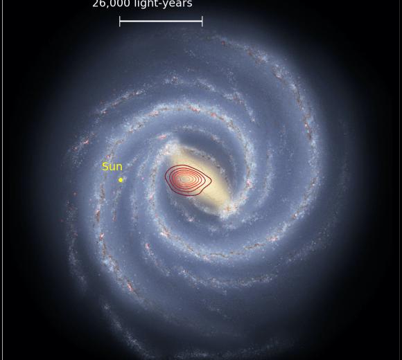 Треть всех звезд Млечного Пути образовались в результате слияния с другой галактикой 10 млрд лет назад