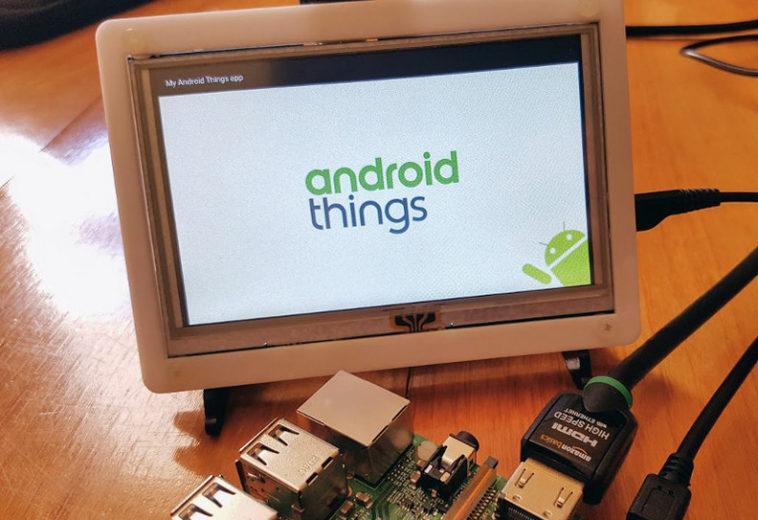 Google прекращает поддержку платформы Интернета вещей Android Things