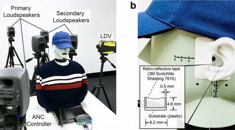 Исследователи представили систему шумоподавления без наушников
