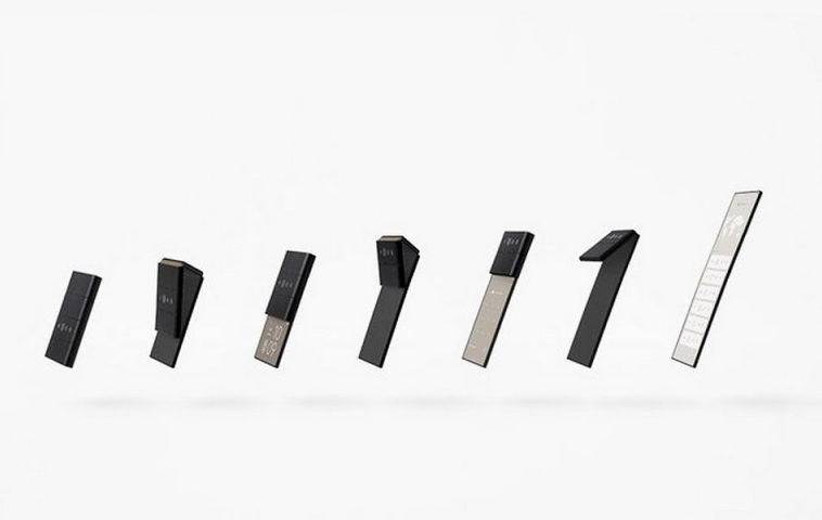 Oppo представила концепт смартфона, который в сложенном виде не больше кредитной карты