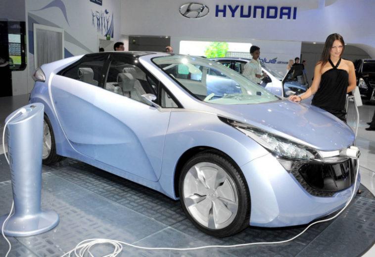 Apple и Hyundai начнут производить электромобили в 2024 году
