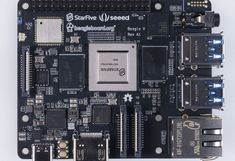 BeagleBoard представила доступный одноплатный компьютер на RISC-V