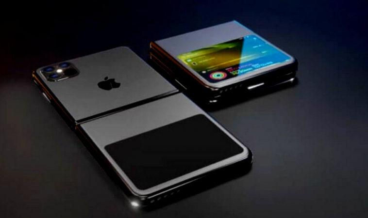 Bloomberg: Apple начала изучать концепцию складного iPhone