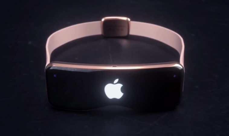 Bloomberg: Apple выпустит VR-шлем в 2022 году