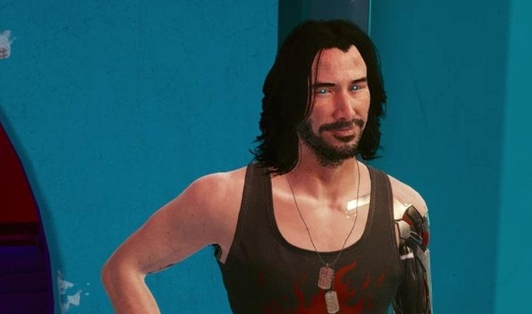 CDPR потребовала удалить мод Cyberpunk 2077, который позволял заняться сексом с персонажем Киану Ривза