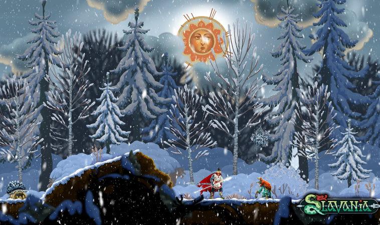 Демоверсию Slavania опубликуют на февральском фестивале Steam