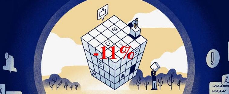 Dropbox увольняет 315 сотрудников, каждого девятого