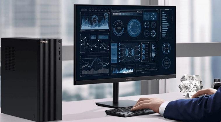 Huawei начнет продавать в России настольные компьютеры, мониторы и умные очки