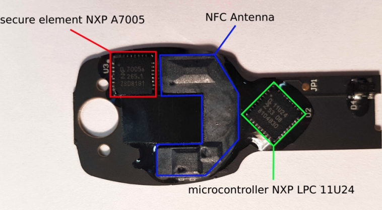 Исследователи показали, как клонировать ключи Google Titan через уязвимость чипа NXP