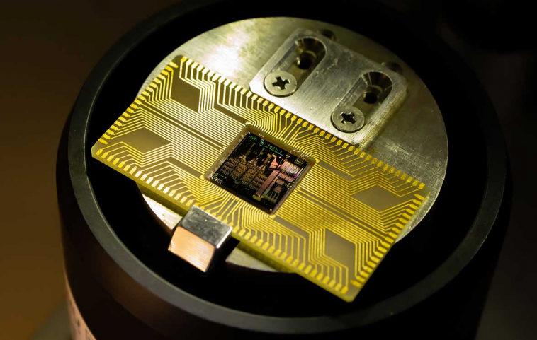 Японские учёные испытали прототип микропроцессора на сверхпроводниках