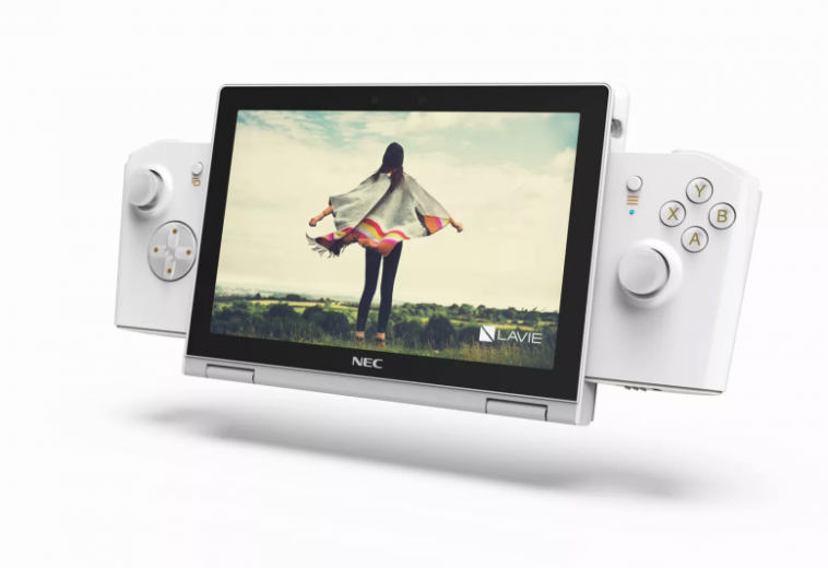 NEC и Lenovo представили концепт компактного игрового компьютера LaVie Mini