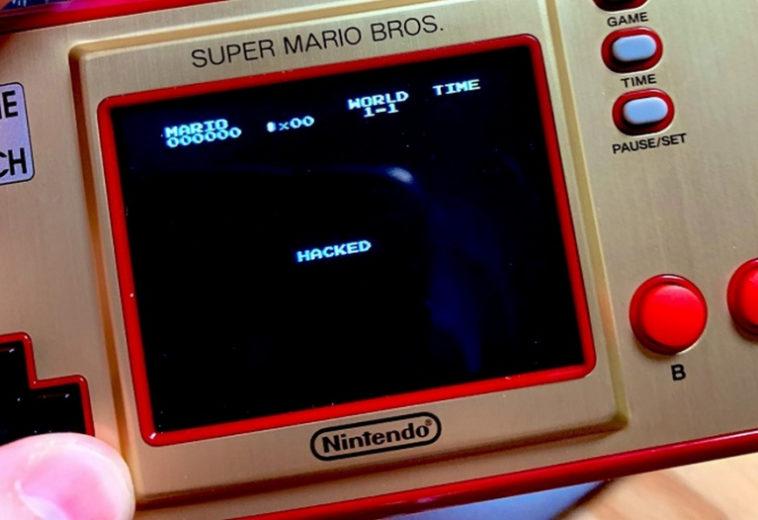 Nintendo с помощью копирайтных запросов добилась удаления видео про хакинг Game & Watch