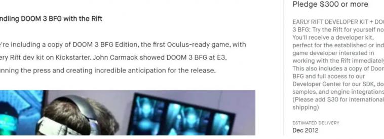 Проект Doom3Quest реализовал обещание краудфандинговой кампании Oculus и портировал Doom 3 на VR-шлем