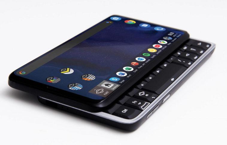 Разработчики смартфона с клавиатурой Astro Slide 5G объявил о снижении характеристик