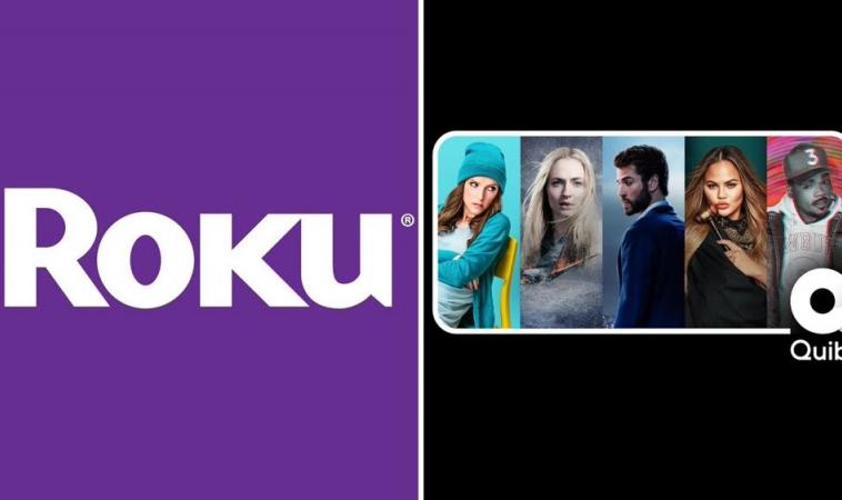 Roku купила сервис коротких видео Quibi за несколько десятков млн. долларов