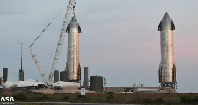 SpaceX нарушила нормы авиарегуляторов США в декабрьском запуске SN8, действия компании под расследованием