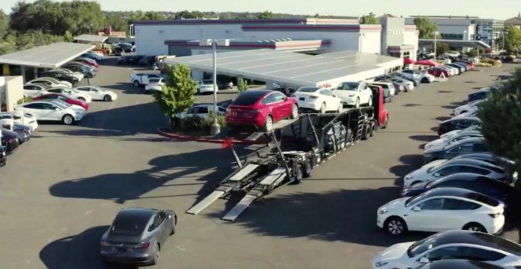 Tesla в 2020 году перевыполнила план по производству электромобилей, выпустив в общем 509 тыс. Model S/3/X/Y