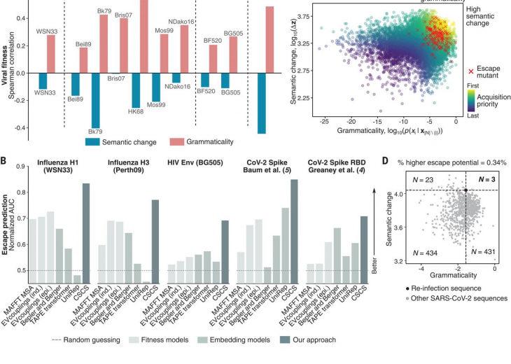 Учёные МТИ, Гарварда и Кембриджа предложили анализировать мутации вирусов с помощью ИИ для распознавания текста