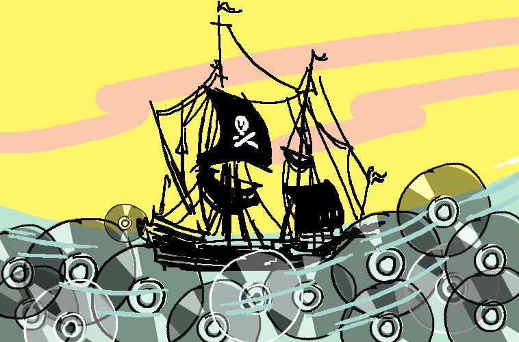 В 2020 году трафик пиратских сайтов резко упал из-за нового алгоритма Google