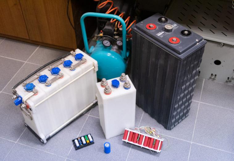 В НИТУ «МИСиС» предложили новый способ утилизации литиевых батарей