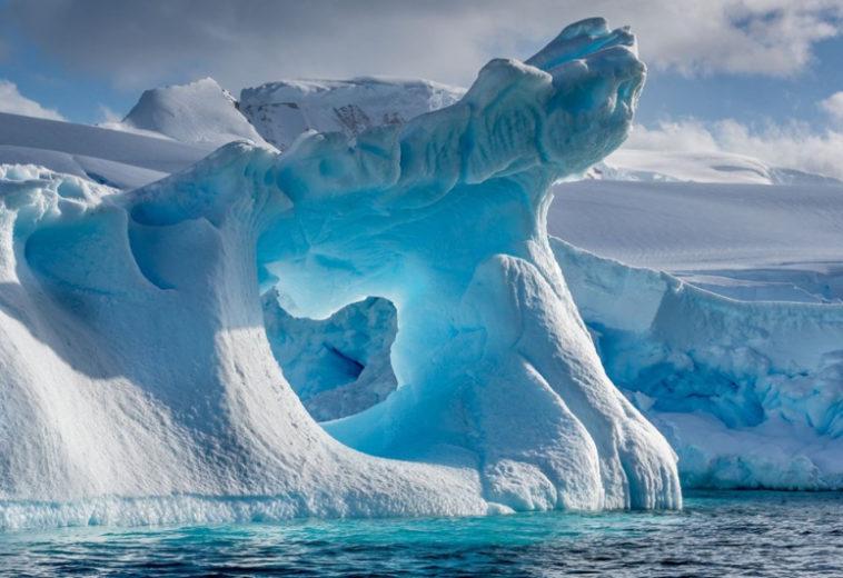 Во льдах Антарктики нашли характерный для Марса минерал