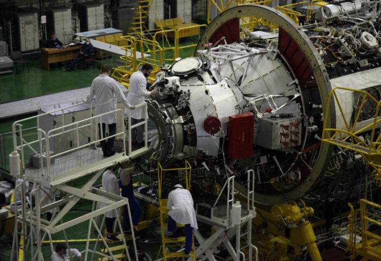 Запуск модуля «Наука» перенесли на лето